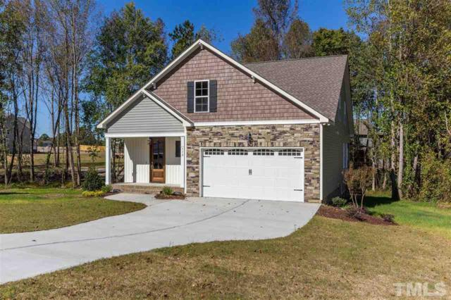 110 Rains Drive, Wendell, NC 27591 (#2198648) :: Raleigh Cary Realty