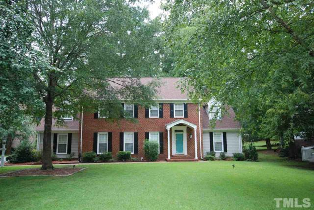 1827 Keith Hills Road, Lillington, NC 27546 (#2198690) :: The Jim Allen Group