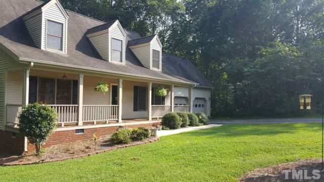 218 Sycamore Lake Drive, Siler City, NC 27344 (#2198797) :: Better Homes & Gardens | Go Realty