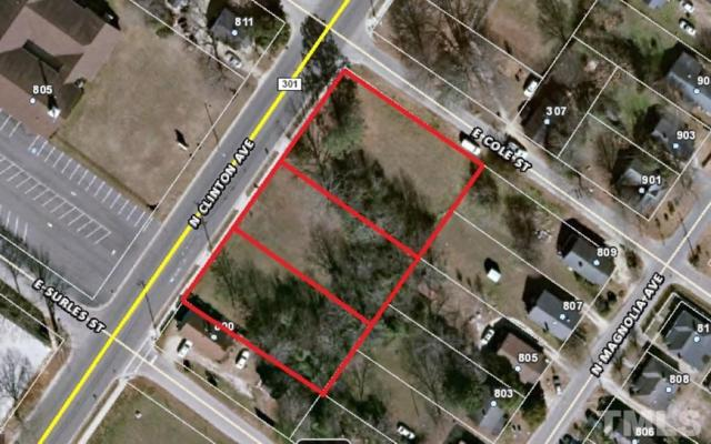 806 N Clinton Avenue, Dunn, NC 28334 (#2198799) :: The Perry Group