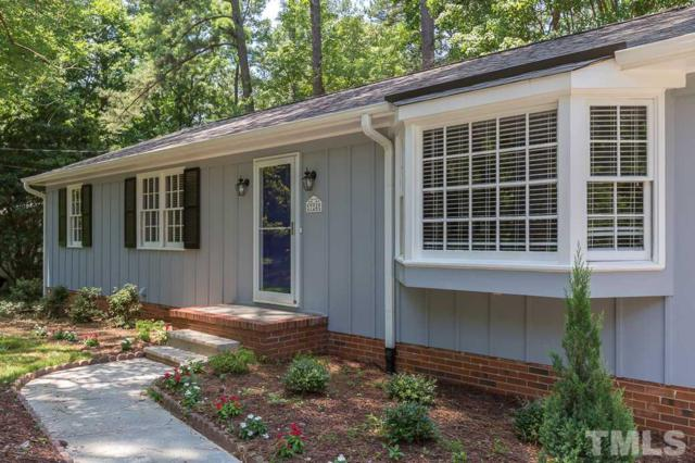 724 Richmond Street, Raleigh, NC 27609 (#2198865) :: Raleigh Cary Realty