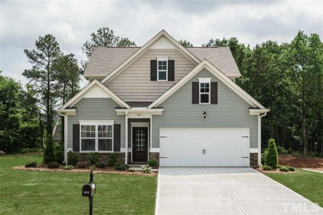 75 Wrenwood Drive, Clayton, NC 27527 (#2198999) :: The Abshure Realty Group
