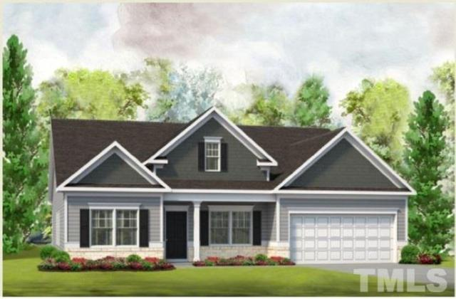 20 Springhill Lane #3, Garner, NC 27529 (#2199000) :: The Perry Group