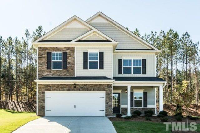 2033 Delphi Way #26, Wake Forest, NC 27587 (#2199015) :: Rachel Kendall Team