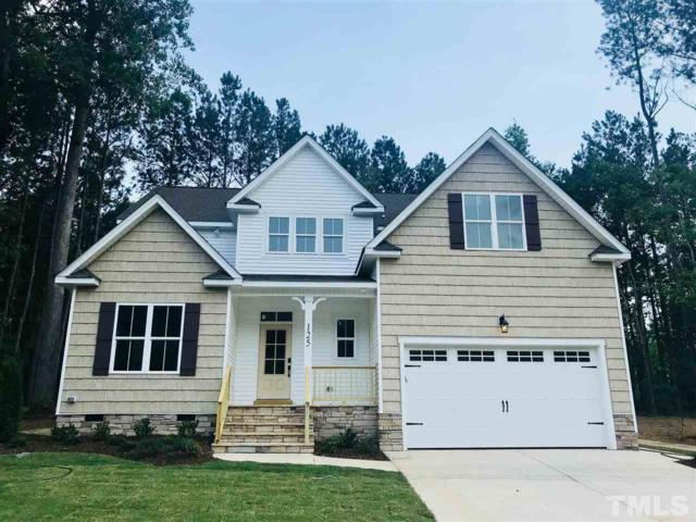 125 Wolf Den Drive, Garner, NC 27529 (#2199074) :: The Perry Group