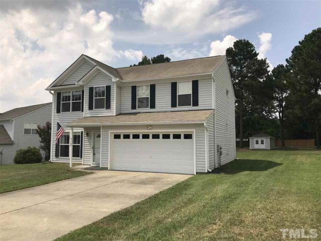 126 Brandi Drive, Rolesville, NC 27571 (#2199265) :: The Perry Group