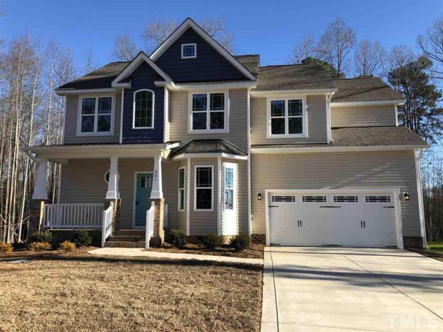 201 Trailblazer Lane Lot 50, Garner, NC 27529 (#2199299) :: The Perry Group