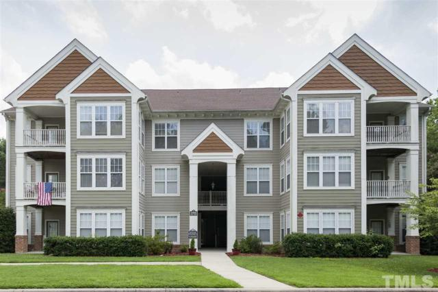 1832 Parkside Village Drive #1832, Clayton, NC 27520 (#2199365) :: Raleigh Cary Realty