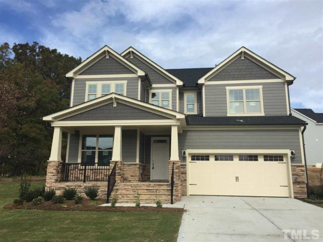 2408 Jester Drive #28, Apex, NC 27523 (#2199436) :: Spotlight Realty
