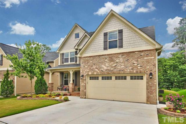 817 Claude Laurel Drive, Apex, NC 27523 (#2199608) :: The Perry Group