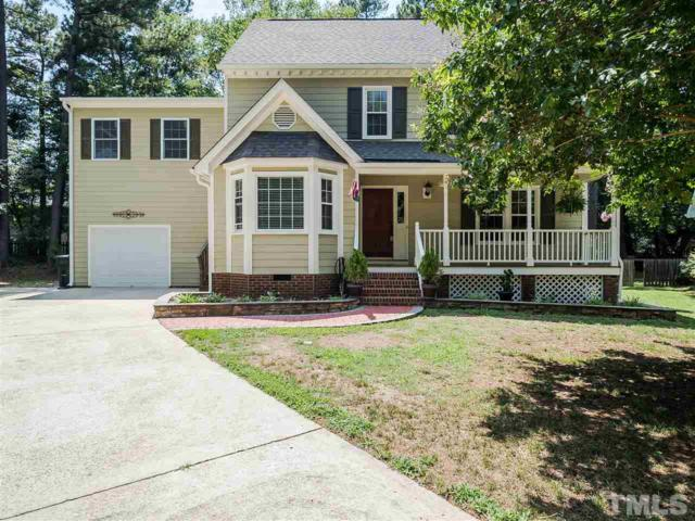 6605 Champaign Place, Raleigh, NC 27615 (#2199610) :: The Jim Allen Group