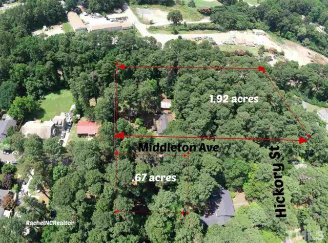 317 Middleton Avenue, Cary, NC 27513 (#2199712) :: Raleigh Cary Realty