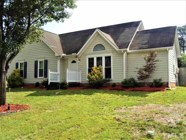 3632 Singleleaf Lane, Raleigh, NC 27616 (#2199715) :: Raleigh Cary Realty