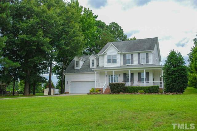 51 Broom Sage Drive, Angier, NC 27501 (#2199779) :: The Perry Group