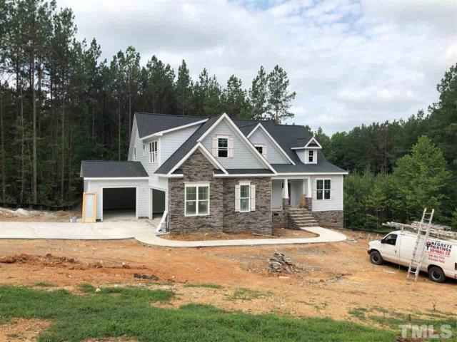 349 Colonial Ridge #763, Pittsboro, NC 27312 (#2199960) :: The Perry Group