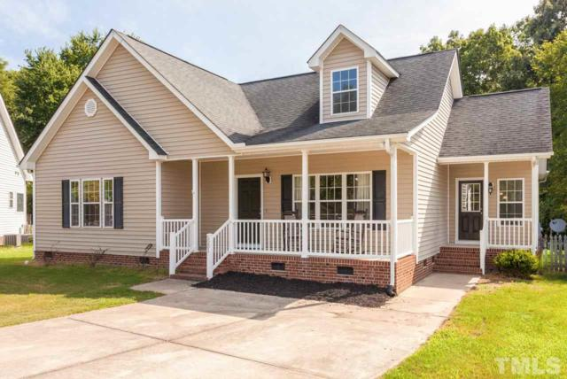 5201 Nobleman Trail, Knightdale, NC 27545 (#2200004) :: The Perry Group
