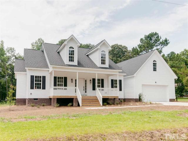 120 Lake Eva Marie Drive, Raleigh, NC 27603 (#2200117) :: M&J Realty Group