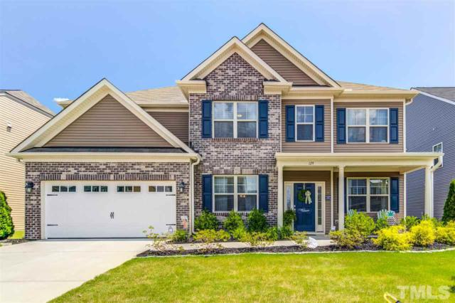 129 Castello Way, Clayton, NC 27527 (#2200278) :: The Perry Group