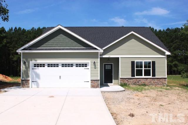 15 Catlett Lane, Youngsville, NC 27596 (#2200289) :: The Perry Group