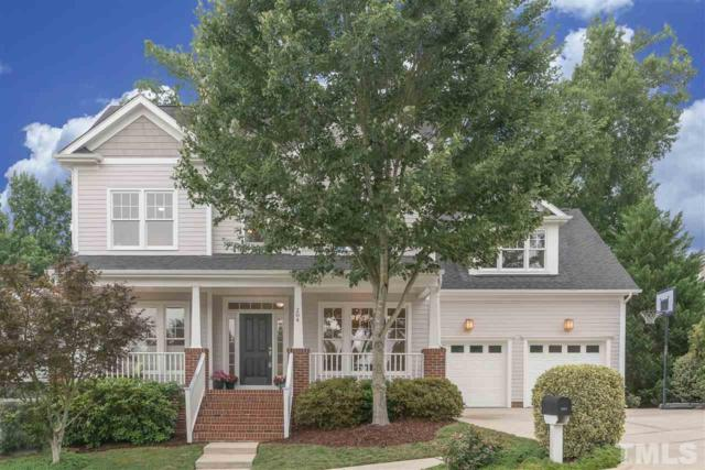 204 Bridgegate Drive, Cary, NC 27519 (#2200457) :: The Perry Group