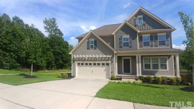 1005 Ashland Grove Drive, Knightdale, NC 27545 (#2200630) :: The Jim Allen Group