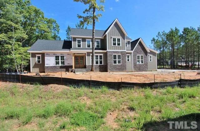 75 Cotillion Way, Pittsboro, NC 27312 (#2200662) :: M&J Realty Group