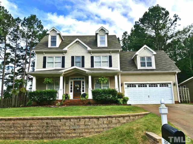 3901 Rustic Mill Drive, Apex, NC 27539 (#2200751) :: The Perry Group