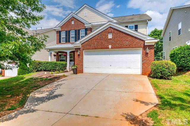 220 Milpass Drive, Holly Springs, NC 27540 (#2200773) :: The Perry Group