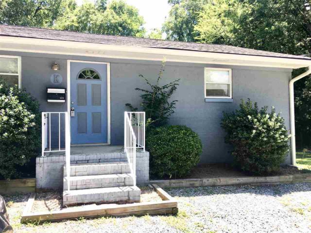 103 Hargraves Street K, Carrboro, NC 27510 (#2200952) :: Better Homes & Gardens | Go Realty