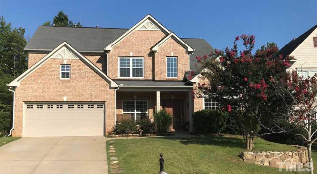 309 Shorehouse Way, Holly Springs, NC 27540 (#2200960) :: The Perry Group
