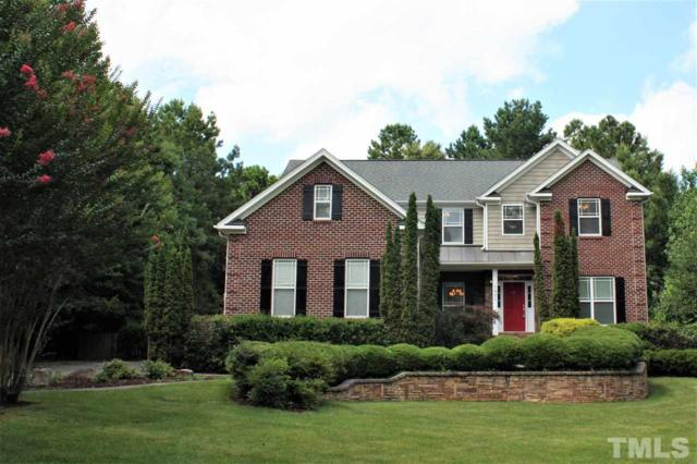 1001 Lake Valley Drive, Wake Forest, NC 27587 (#2201083) :: The Perry Group