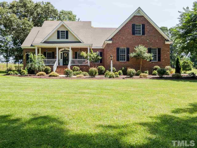 4068 Green Forest Court, Rocky Mount, NC 27804 (#2201109) :: The Perry Group