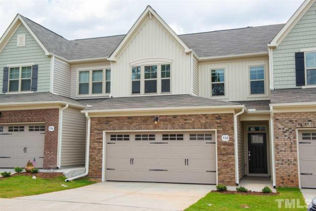 532 Brunello Drive #73, Wake Forest, NC 27587 (#2201163) :: Raleigh Cary Realty