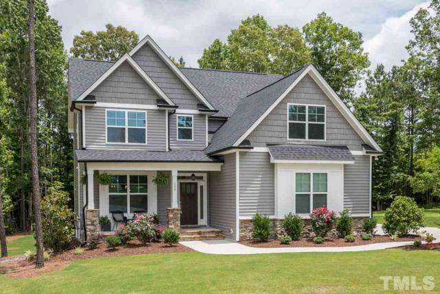 100 Carriden Drive, Youngsville, NC 27596 (#2201234) :: The Jim Allen Group
