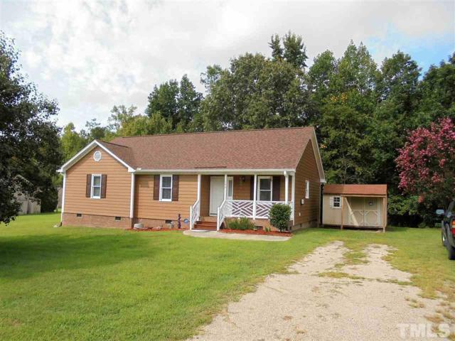 106 North Valley Drive, Louisburg, NC 27549 (#2201327) :: The Perry Group