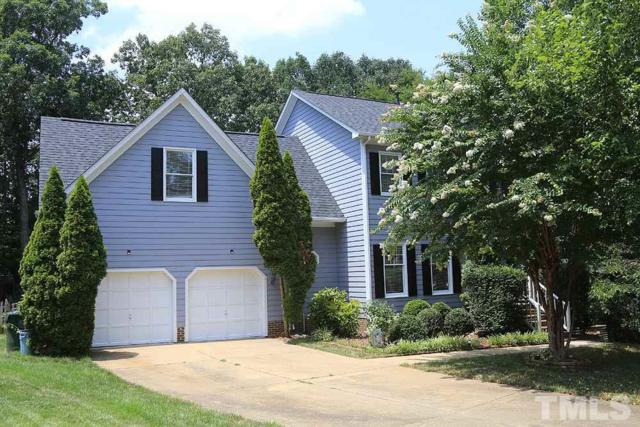 121 Old Rockhampton Lane, Cary, NC 27513 (#2201348) :: The Perry Group