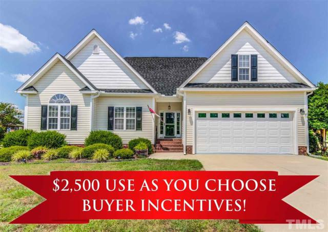 103 Choctaw Drive, Pikeville, NC 27863 (#2201475) :: The Perry Group