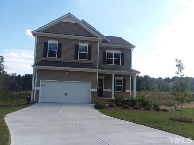 114 Mill Run Lane #11, Sanford, NC 27330 (#2201488) :: The Perry Group