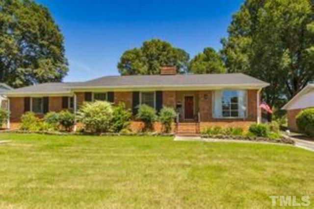 1207 Rockwood Avenue, Burlington, NC 27215 (#2201938) :: Raleigh Cary Realty