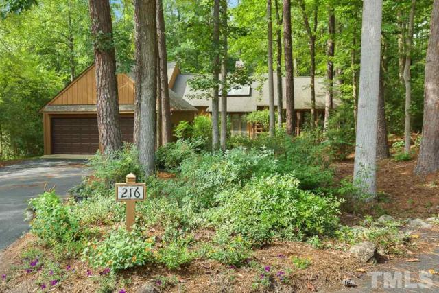 216 Summerwood, Pittsboro, NC 27312 (#2202140) :: The Perry Group