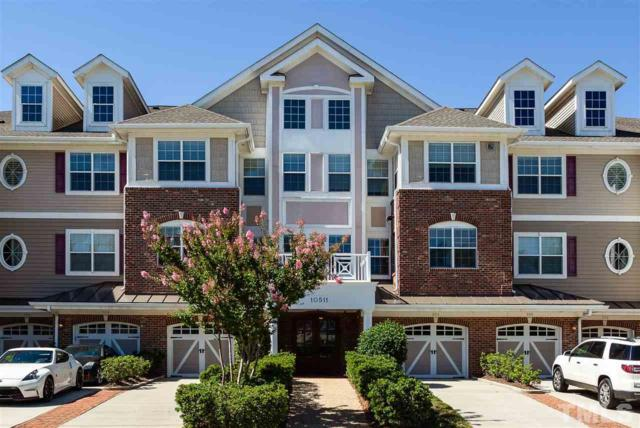10511 Rosegate Court #201, Raleigh, NC 27617 (#2202300) :: M&J Realty Group