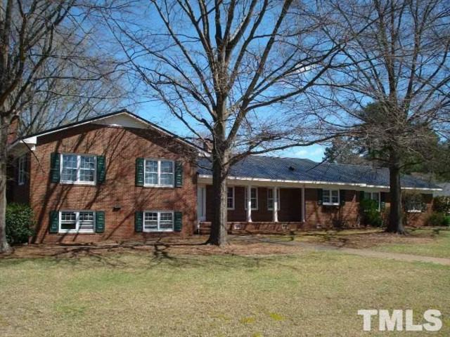 1114 Merry Street, Dunn, NC 28334 (#2202314) :: The Jim Allen Group