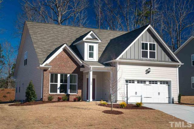 128 Timber Creek Path #224, Chapel Hill, NC 27517 (#2202338) :: Raleigh Cary Realty