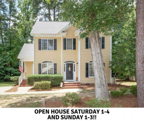 101 Yaupon Court, Holly Springs, NC 27540 (#2202649) :: The Perry Group