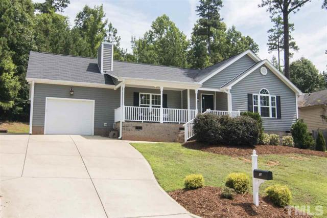 157 Parkhaven Lane, Garner, NC 27529 (#2202702) :: The Perry Group