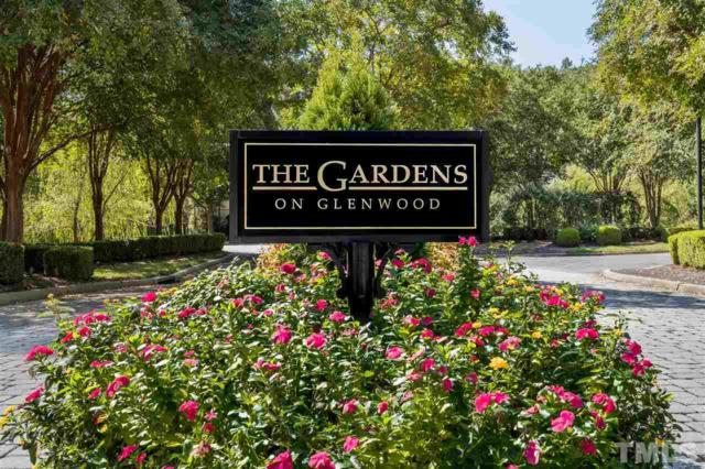 2721 Glenwood Gardens Lane #203, Raleigh, NC 27608 (MLS #2202871) :: The Oceanaire Realty