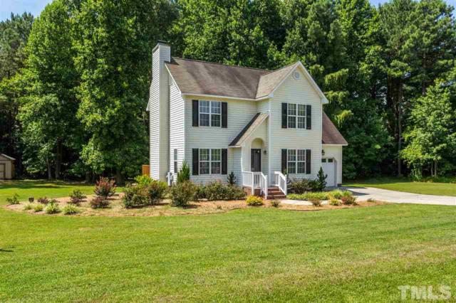 1033 Ashton Hollow Drive, Raleigh, NC 27603 (#2203061) :: The Perry Group
