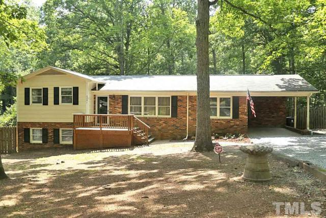 6231 Dello Street, Durham, NC 27712 (#2203243) :: The Perry Group