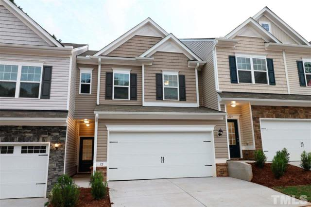 6327 Grace Lily Drive #23, Raleigh, NC 27607 (#2203461) :: The Jim Allen Group