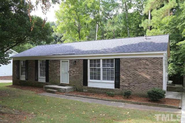 1117 Shetland Court, Raleigh, NC 27609 (#2203547) :: The Perry Group